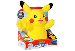Pokémon Power Action Pikachu