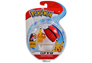 Pokémon Clip 'N' Go Poké Ball Assorted