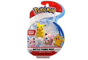 Pokémon Battle Figure Packs