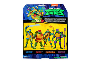 Rise of the Teenage Mutant Ninja Turtles Giant Figures