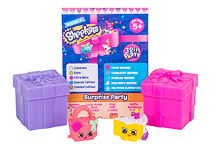 Shopkins 2 Pack Figures - Season 7