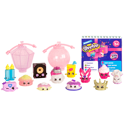 Shopkins 12 Pack Figures