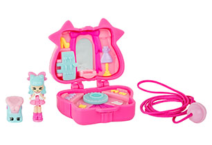 Shopkins Lil Secrets 2 Pack Locket