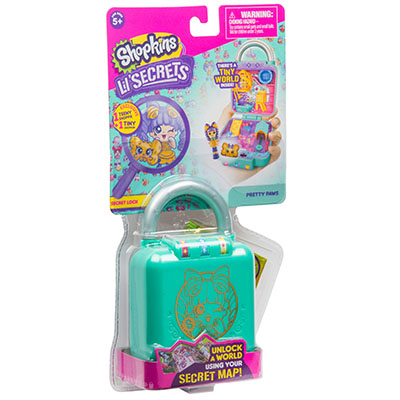 Shopkins Lil Secrets Mini Playset