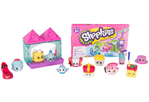 Shopkins 12 Pack S8 - Europe