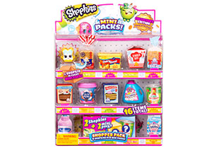 Shopkins Mini Packs Collectors Pack