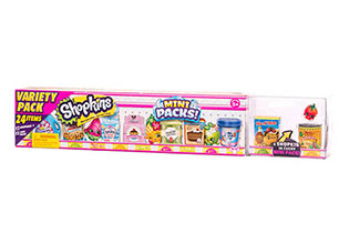 Shopkins Small Mart Mega Pack