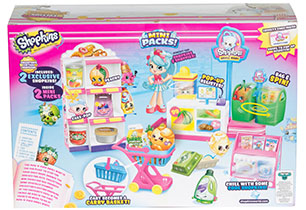 Shopkins Small Mart Playset