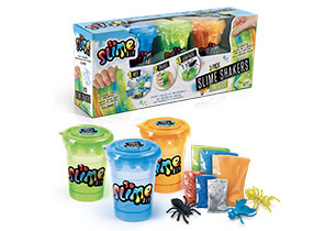 Slime Shakers 3 Pack (for boys)