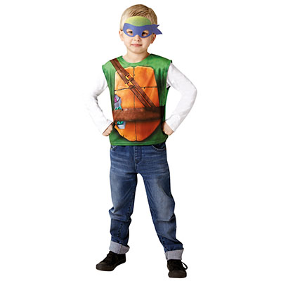 TMNT Partytime Costumes