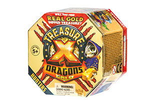 Treasure X Dragons Gold - Hunters Pack
