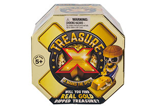 Treasure X - 1 Pack