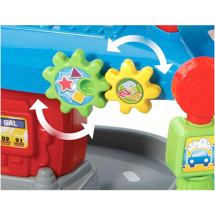 Vtech Garage Vtech Prima Toys