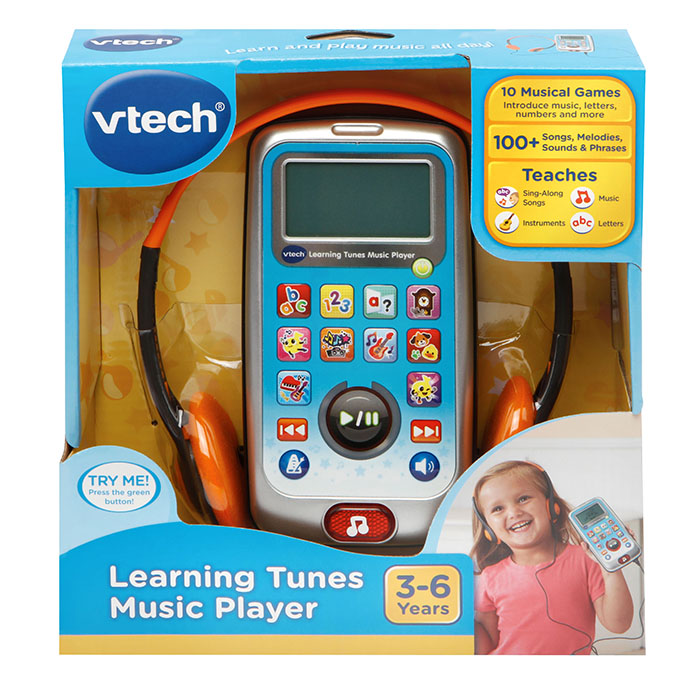 Vtech Learning Tunes Music Player   VTech   Prima Toys