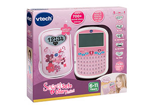 VTech Secret Safe Mini Diary