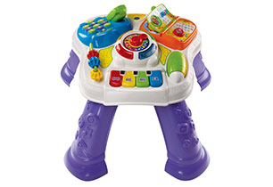 Play And Learn Activity Table
