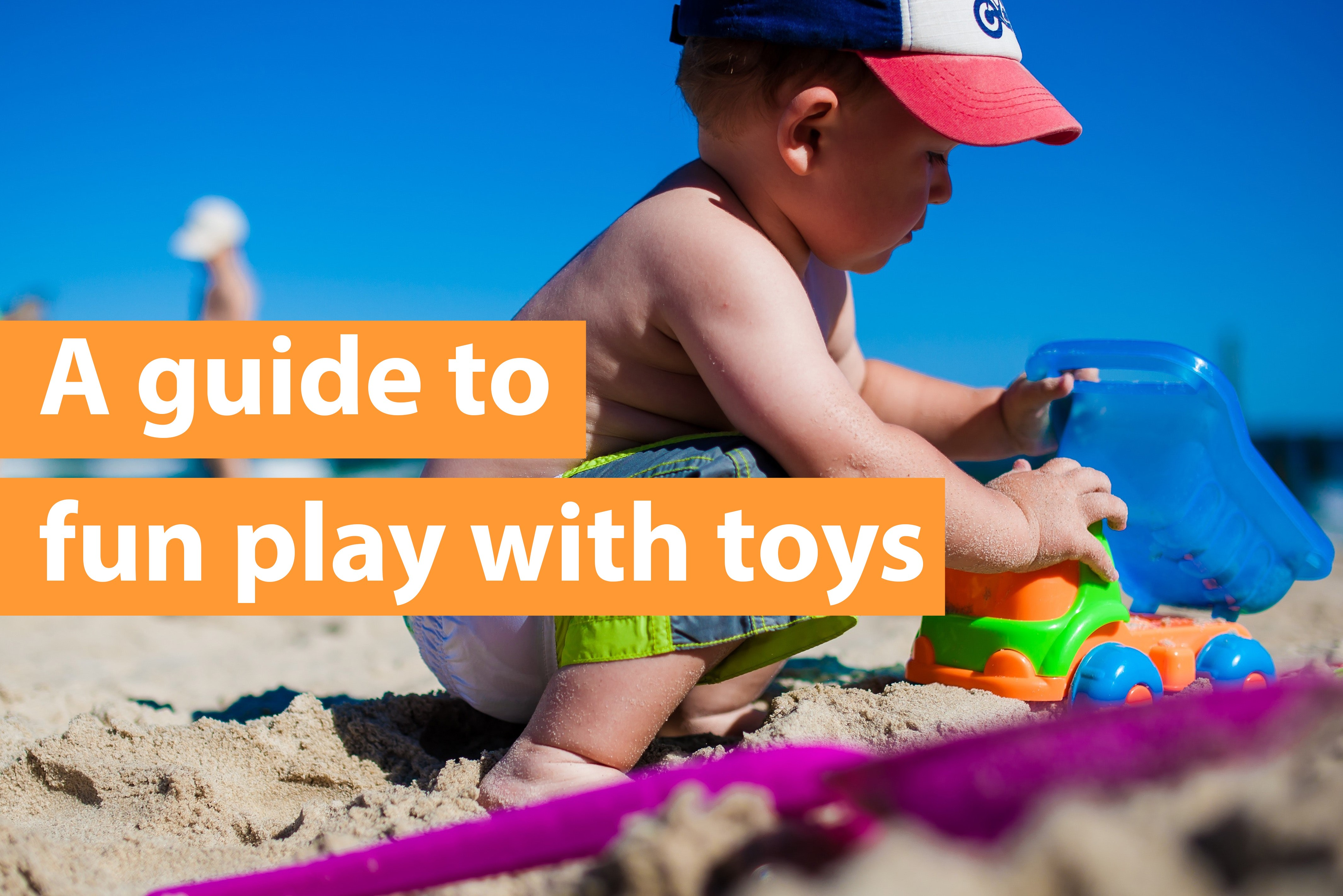 Have you considered the benefits of play to you and your family?