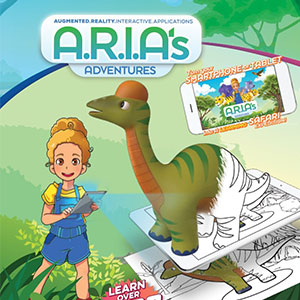 Explore AR and VR with A.R.I.A's Adventures