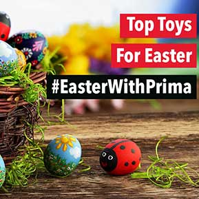 The Top Toys for Easter