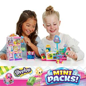 Introducing Shopkins Season 10 Mini Packs