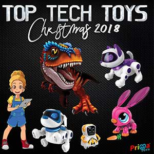 Top Tech Toys for the Festive Season 2018
