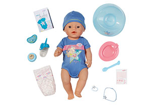Baby Born Interactive - Boy