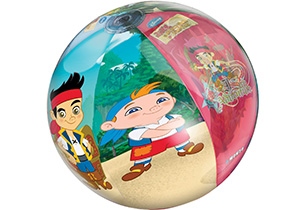 Jake And The Neverland Beach Ball