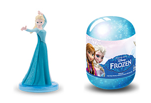 Frozen Capsule In Sidekick