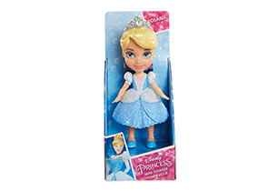 Disney Princess Mini Toddler Dolls