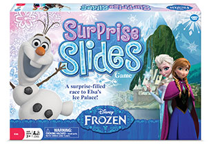Frozen Suprise Slides