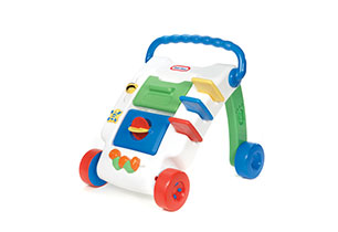 Little Tikes Wide Track Activity Walker