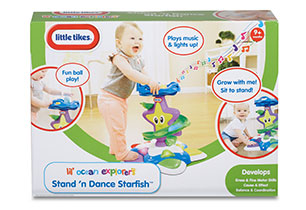 Little Tikes Stand 'n Dance Star Fish