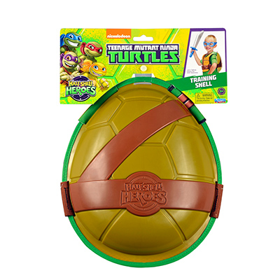 Teenage Mutant Ninja Turtles Half Shell Heroes Soft Shell