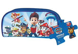 Paw Patrol Puzzle In Pouch
