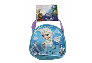 Frozen Puzzle In Purse