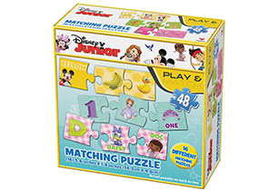 Disney Junior Match It - 48pc