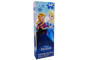 Frozen Mini Tower Puzzle